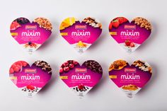 Ehrmann's MIXIM Greek Yogurt   @Ehrmann USA #MIXIMLOVE #ad