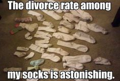 When you stop to think about it, relationships in the Sock community seem very unstable