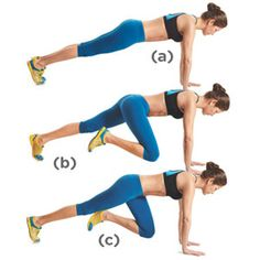 5 Variations on Mountain Climbers You Have to Try | Women's Health Magazine