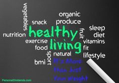 Healthy Living: It's More than Just Your Weight