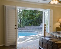 Danmer Shutters offers countless options in frames, colors and finishes -even custom-color matching. Interior Shutters, House Removals, Home, Custom Shutters, Basement Remodel Cost, Windows, Custom Color, Bay Window Shutters, Blinds For Windows