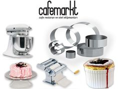 Pasta yapmak hiç bu kadar keyifli olmamıştı. Mutfakla ilgili aradığınız herşey burada  http://www.cafemarkt.com/Kategori/Pastane-Ekipmanlari-pmk29.html