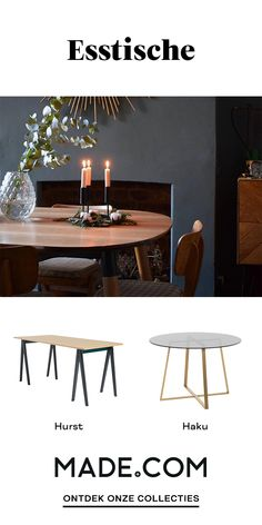 Midcentury Styles, Scandi Chic or Practical Pull-Out Tables & Shop now to discover designs for every interior. Source by MADECOMDE The post Dining tables appeared first on The most beatiful home designs. Small Dining, Small Living Rooms, Living Room Decor, Dining Room, Diy Furniture Ikea, French Provincial Home, Gold Bedroom Decor, Esstisch Design, Decoration Inspiration