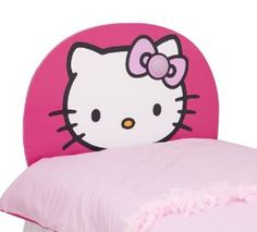 Hello Kitty light-up headboard