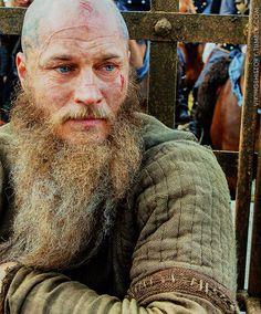 Ragnar on his way to Aella