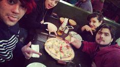 Hoy nos hacemos pija..digo pizza pizza