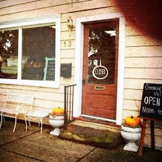 Georgie Emerson Vintage storefront for fall