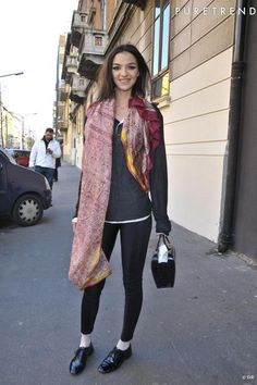 Repetto street style