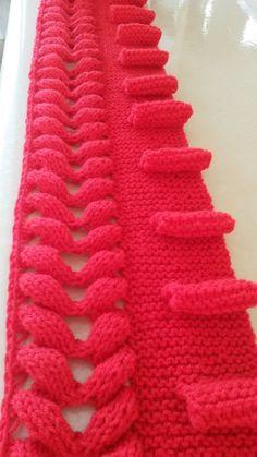 How to knit Wheat Stitch Dutch Style 720p