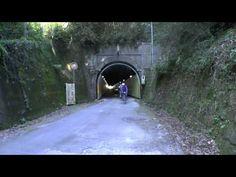 青田隧道(青田の旧トンネル)