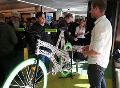 3D Printing the Fixie: A New Take on Customizable Bicycles  http://3dprint.com/11734/3d-printed-bicycle/