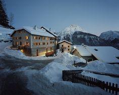 White Line Hotels - PIZ TSCHÜTTA - Vnà, Engadin, Switzerland