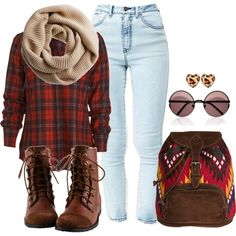 (^_^), created by feathersandroses on Polyvore