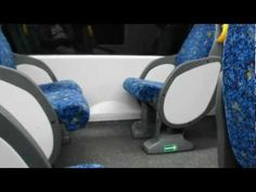 Innovative Australian Train Seats.AVI  Seat that flips from looking forward to the back.