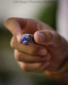 Ring shot. (Class ring or State Championship ring)