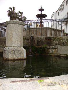 Fuente del Altozano Montánchez (Cáceres)