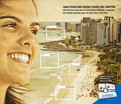 Jornal O POVO - Aniversário de Fortaleza on Behance