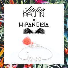 La collection capsule est enfin disponible ! http://www.hipanema.com/fr/Atelier-Paulin/ #atelierpaulin #hipanema #collab #bracelet #limitededition #fashion #jewels