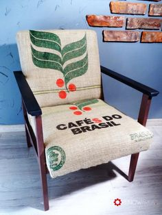 Fotel Cafe Renowarka PRL