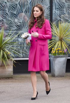 Kate Middleton style file