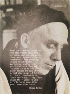more Thomas Merton! Spiritual Guidance, Spiritual Quotes, Thomas Merton Quotes, Great Quotes, Inspirational Quotes, Guter Rat, Les Religions, A Course In Miracles, Wealth Affirmations