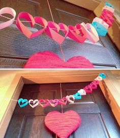 nice 44 Lovely Heart Themed Valentine'S Day Diy Ideas For Office Valentines Day Post, Kinder Valentines, Valentine Theme, Valentines Day Decorations, Valentine Crafts, Funny Valentine, Preschool Door, Preschool Ideas, Craft Ideas