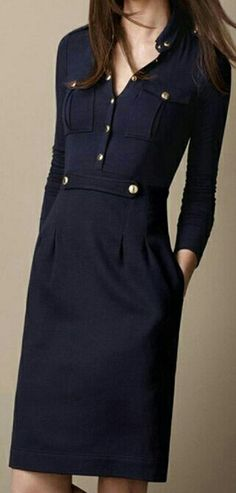 Would love a dress like this in white or royal blue.