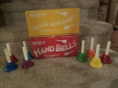 SINGING TIME IDEA: Primary Singing Time: Hand Bells for Christmas