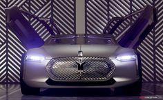 Renault Designs Concept Car to Honour Le Corbusier