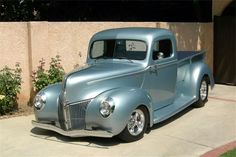 40 Ford Pick-up