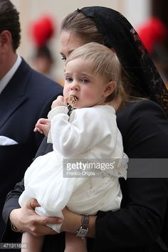 News Photo : Princess Madeleine of Sweden and her daughter...
