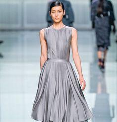 Défilé Dior automne-hiver 2012/2013
