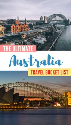 Planning a trip to Australia and not sure where to start? I've got you covered with this epic Australian Travel Bucket List containing 50 of the best places to visit and things to do.