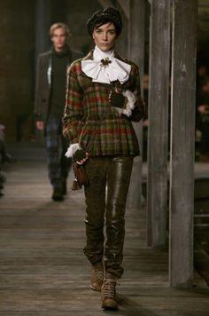 Chanel in Scotland
