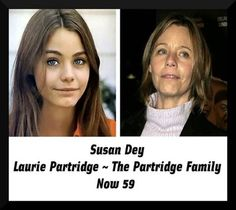 #Laurie_Partridge #The_Partridge_Family
