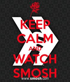 keep calm and watch smosh - Google Search