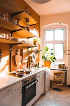 Shop my Home – Finde hier, wo Fridlaa ihre Möbel besorgt – Tips For The Best Organizations New Kitchen Interior, Diy Kitchen Decor, Kitchen Design, 60s Kitchen, Kitchen Layout, Apartment Interior Design, Interior Design Living Room, Sweet Home, Warm Home Decor
