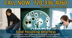 720-336-4060 Denver Colorado Food Poisoning Lawyers - ebay ad