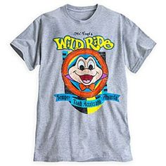 Disney Mr. Toad's Wild Ride Tee for Adults - Limited Availability | Disney StoreMr. Toad's Wild Ride Tee for Adults - Limited Availability - You'll be on your way to nowhere in particular wearing Mr. Toad's heathered knit tee with colorful Toad Hall crest inspired by the classic Fantasyland attraction. Make haste - it's available for a limited time only!