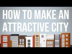 Alain de Botton offers his 6 pillars for creating attractive cities, including scale and, of course, compactness!