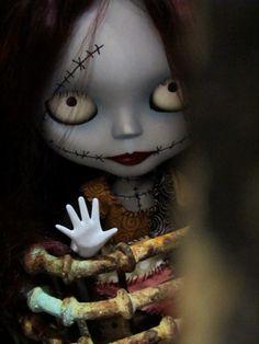 Sally...Blythe doll...TB