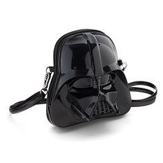 Star Wars Darth Vader Molded Crossbody Purse | ThinkGeek