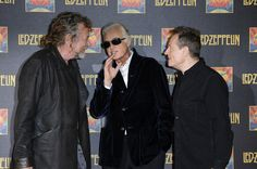 Jimmy Page and Robert Plant Photo - Led Zeppelin: Celebration Day - UK Film Premiere