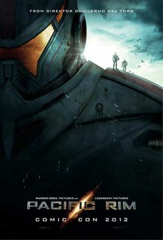 Pacific Rim 27x40 Movie Poster (2013)