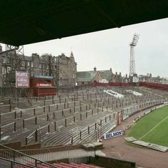 """""""Absolute hole of a place from back in the day . Dundee Fc, Dundee United, Football Tops, Football Stadiums, Glasgow, Nostalgic Pictures, British Football, Celtic Fc, Football Pictures"""