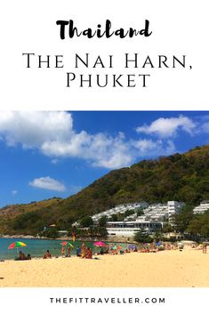 When it comes to Nai Harn beach hotels, The Nai Harn is the standout property. The Nai Harn Phuket offers an iconic location, luxury and prime position overlooking Nai Harn Beach, making it the perfect Thailand honeymoon spot. Phuket Honeymoon, Honeymoon Hotels, Honeymoon Spots, Beach Hotels, Honeymoon Destinations, Vacation Spots, Travel Abroad, Asia Travel, Italy Travel