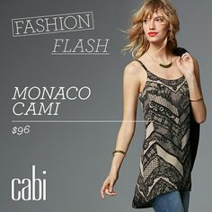 Monaco here I come! cabi Fall 2016 Available in July. Gallimaslov.cabionline.com