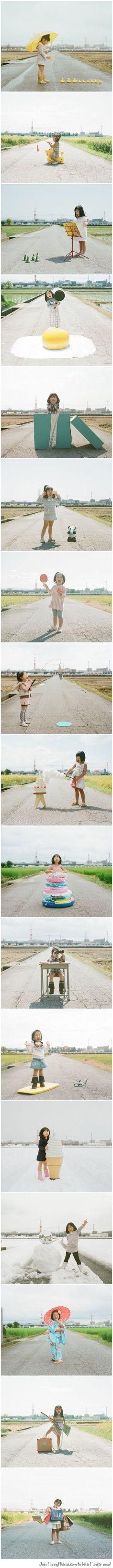 Photos from Nagano Toyokazu via funnymama.com