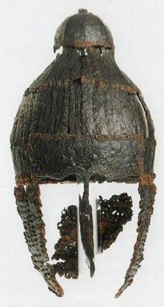 Niederstotzingen Helm, grave 12a