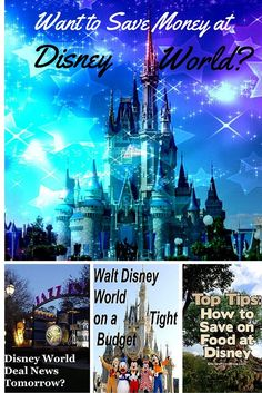 Want to save money at Disney World? On a tight budget? This is THE Pinterest board to follow! | Deals | Dining Offers | Resort Discounts | Tips | And so much more!!! ~~ Selected by PINTEREST as a #TravelTuesday Board!